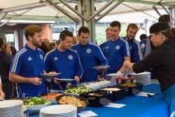 Chelsea coaches