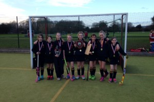 U11A - Winners of Westbourne House tournament 30th Jan 2016 (2)