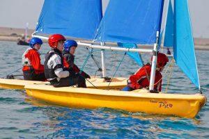 Pre-IAPS regatta 2