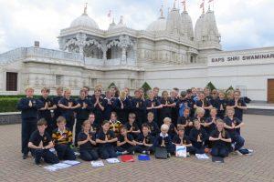 Form 3 Hindu temple visit