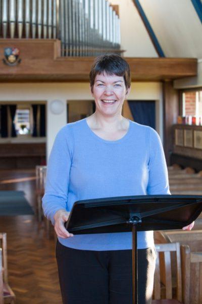 Portrait Photo of Catherine Beddison