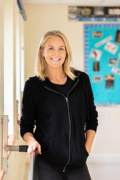 Portrait Photo of Kimberley Vowles